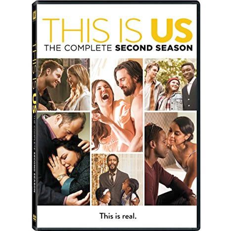 This is Us - The Complete Season 2 DVD (for NZ Buyers)