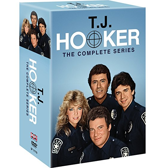 T.J. Hooker - The Complete Series (for NZ Buyers)