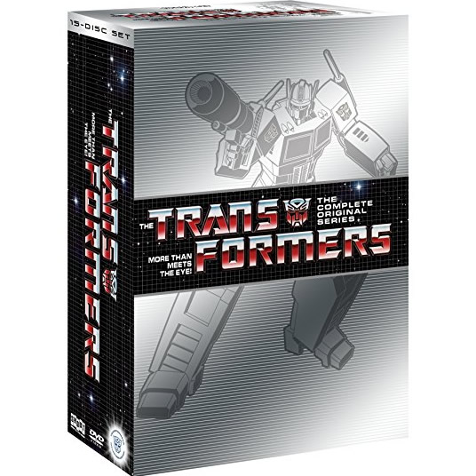 Transformers - The Complete Series (for NZ Buyers)