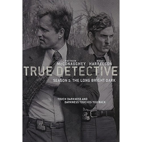 True Detective - The Complete Season 1 DVD (for NZ Buyers)