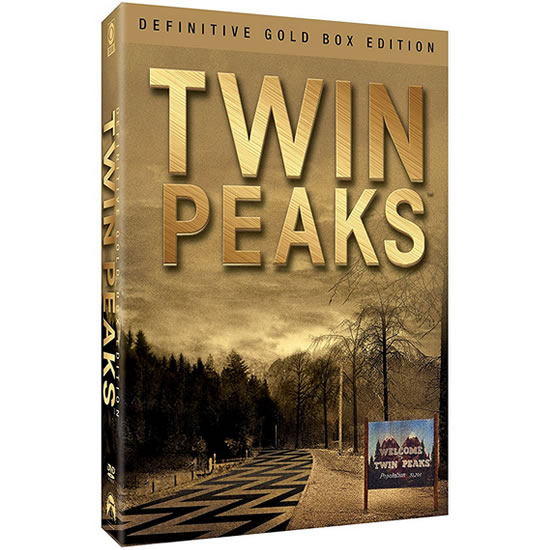 Twin Peaks - The Complete Series (for NZ Buyers)