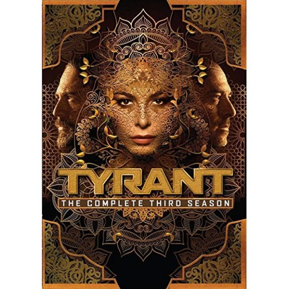 Tyrant - The Complete Season 3 DVD (for NZ Buyers)