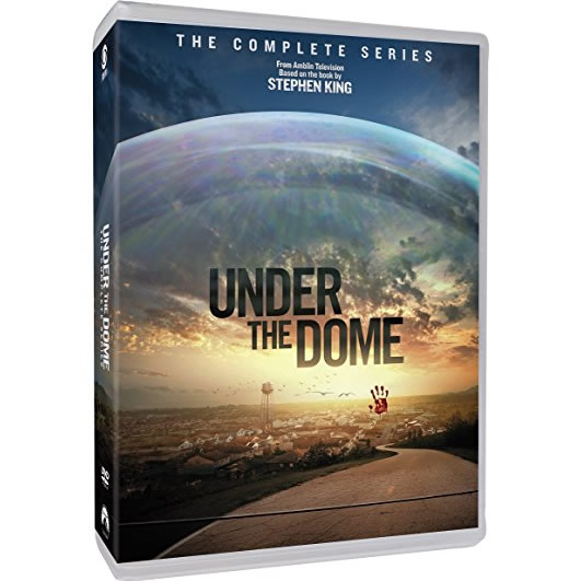 Under the Dome - The Complete Series (for NZ Buyers)