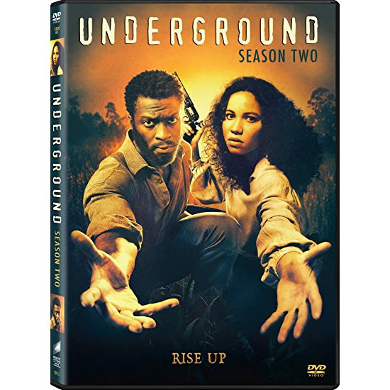 Underground - The Complete Season 2 DVD (for NZ Buyers)