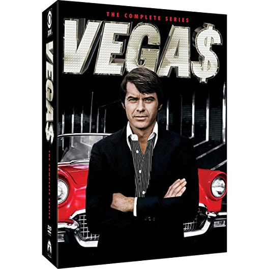 Vegas - The Complete Series (for NZ Buyers)