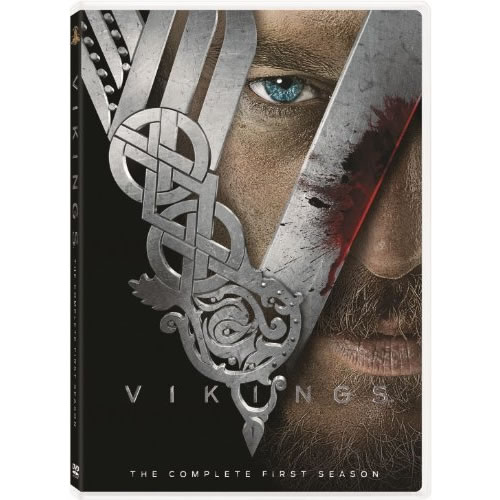Vikings - The Complete Season 1 DVD (for NZ Buyers)