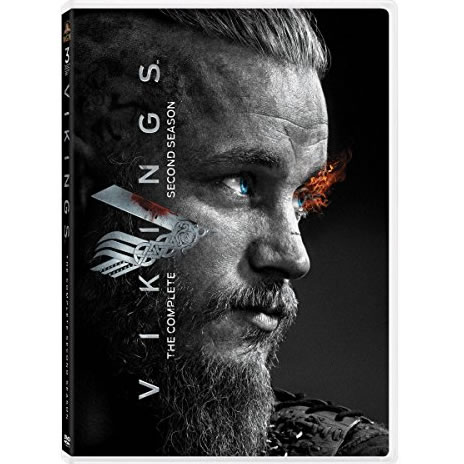 Vikings - The Complete Season 2 DVD (for NZ Buyers)