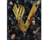Vikings - The Complete Season 5 Part 1 DVD (for NZ Buyers)