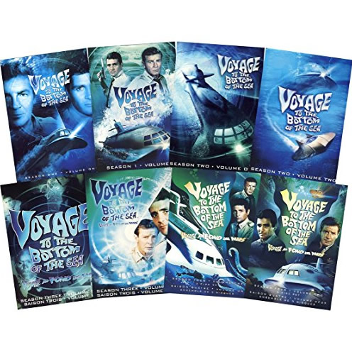Voyage to the Bottom of the Sea - The Complete Series (for NZ Buyers)