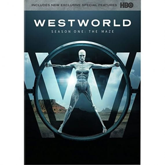 Westworld - The Complete Season 1 DVD (for NZ Buyers)
