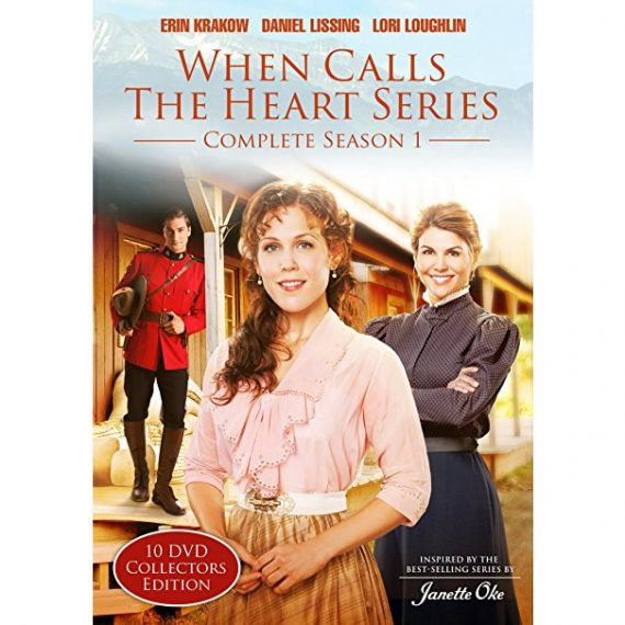 When Calls The Heart - The Complete Season 1 DVD (for NZ Buyers)