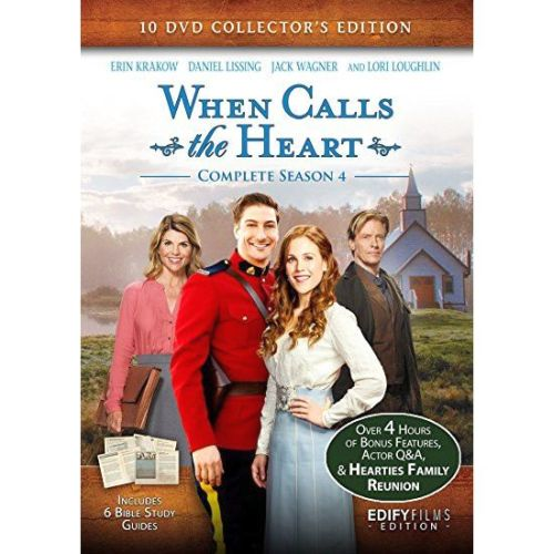 When Calls The Heart - The Complete Season 4 DVD (for NZ Buyers)