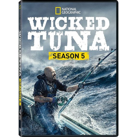 Wicked Tuna - The Complete Season 5 DVD (for NZ Buyers)