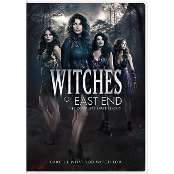 Witches of East End - The Complete Season 1 DVD (for NZ Buyers)