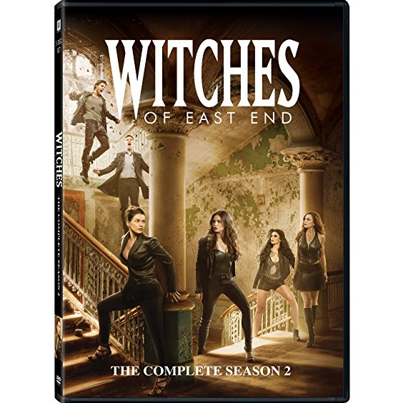Witches of East End - The Complete Season 2 DVD (for NZ Buyers)