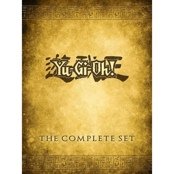 Yu-Gi-Oh - The Complete Series (for NZ Buyers)