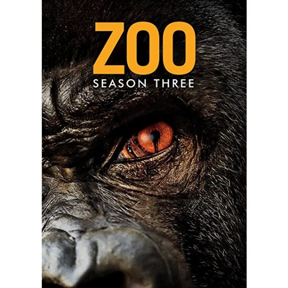 Zoo - The Complete Season 3 DVD (for NZ Buyers)