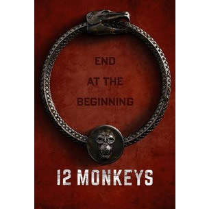 12 Monkeys - The Complete Season 4 DVD (for NZ Buyers)