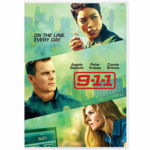911 - The Complete Season 1 DVD (for NZ Buyers)
