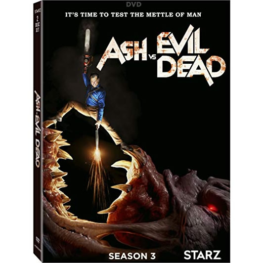 Ash vs Evil Dead - The Complete Season 3 DVD (for NZ Buyers)