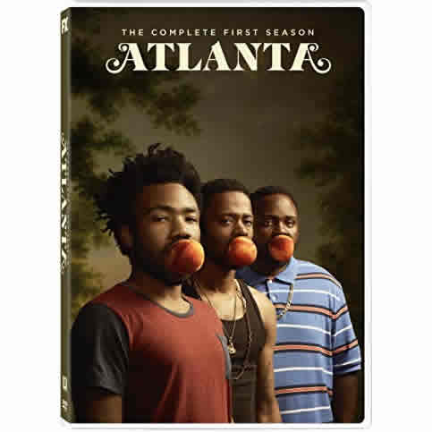 Atlanta - The Complete Season 1 DVD (for NZ Buyers)