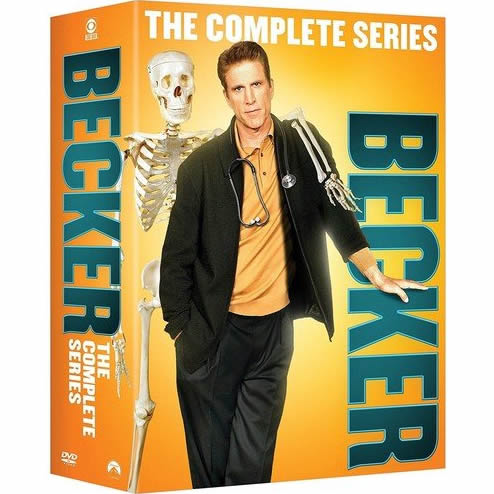 Becker - The Complete Series (for NZ Buyers)