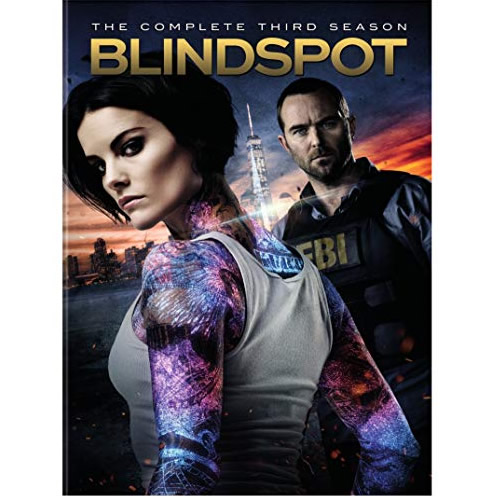 Blindspot - The Complete Season 3 DVD (for NZ Buyers)