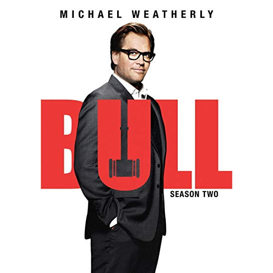 Bull - The Complete Season 2 DVD (for NZ Buyers)