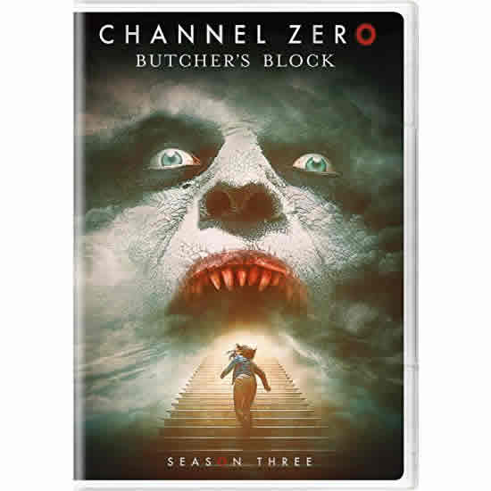 Channel Zero: Butcher's Block - The Complete Season 3 DVD (for NZ Buyers)