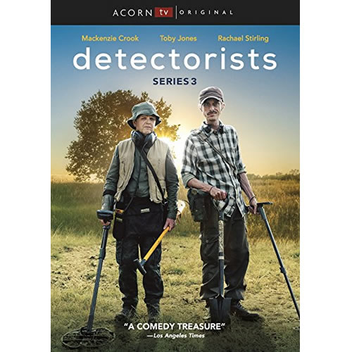 Detectorists - The Complete Season 3 DVD (for NZ Buyers)