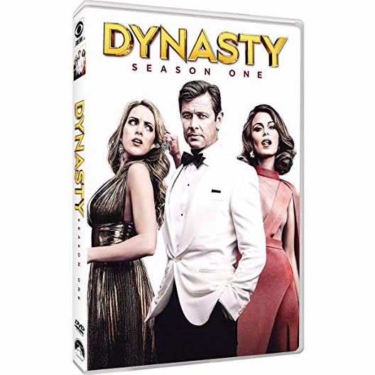 Dynasty - The Complete Season 1 DVD (for NZ Buyers)