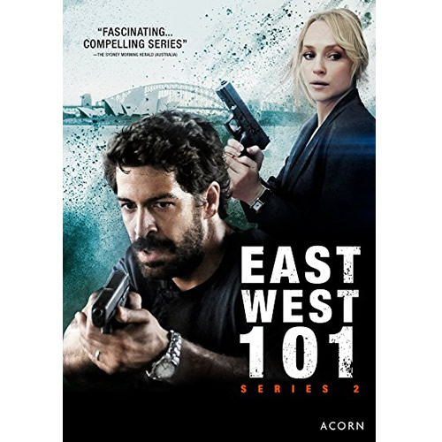 East West 101 - The Complete Season 2 DVD (for NZ Buyers)