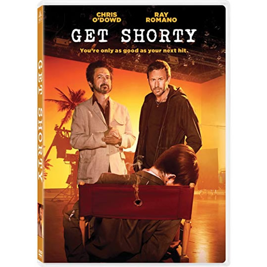 Get Shorty - The Complete Season 1 DVD (for NZ Buyers)