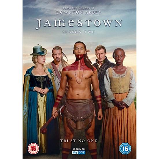 Jamestown - The Complete Season 2 DVD (for NZ Buyers)