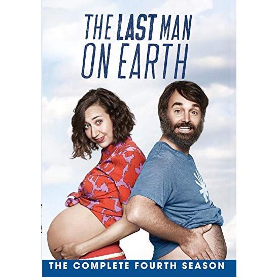 Last Man On Earth - The Complete Season 4 DVD (for NZ Buyers)