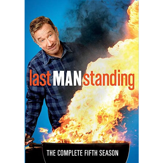 Last Man Standing - The Complete Season 5 DVD (for NZ Buyers)