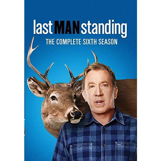 Last Man Standing - The Complete Season 6 DVD (for NZ Buyers)