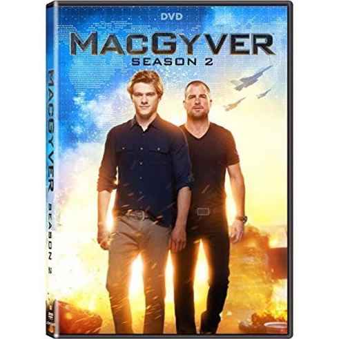 Macgyver - The Complete Season 2 DVD (for NZ Buyers)