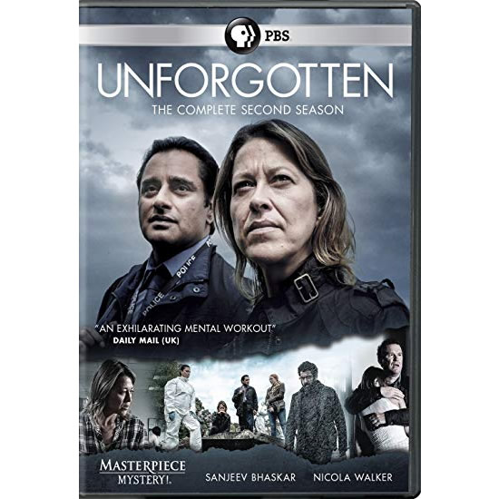 Masterpiece Mystery: Unforgotten - The Complete Season 2 DVD (for NZ Buyers)