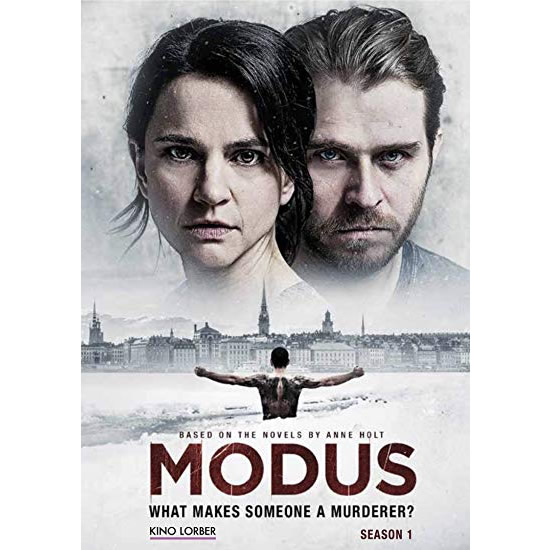 Modus - The Complete Season 1 DVD (for NZ Buyers)