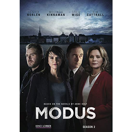 Modus - The Complete Season 2 DVD (for NZ Buyers)