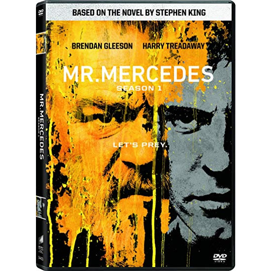 Mr. Mercedes - The Complete Season 1 DVD (for NZ Buyers)
