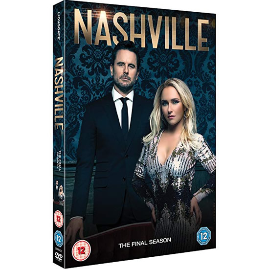 Nashville - The Complete Season 6 DVD (for NZ Buyers)