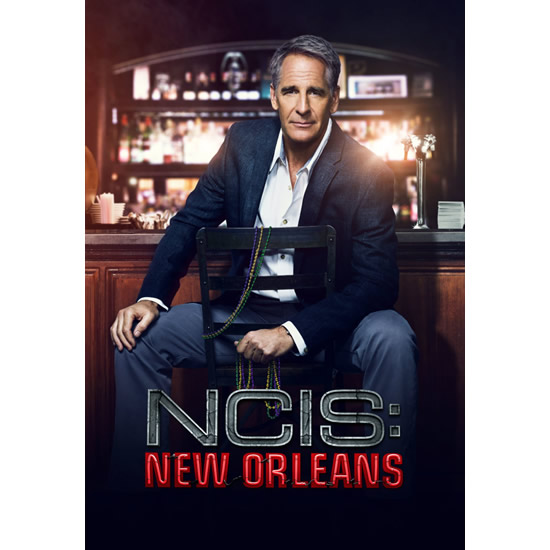 NCIS: New Orleans - The Complete Season 4 DVD (for NZ Buyers)