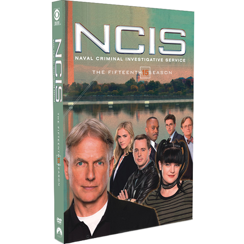 NCIS - The Complete Season 15 DVD (for NZ Buyers)