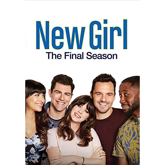 New Girl - The Complete Season 7 DVD (for NZ Buyers)