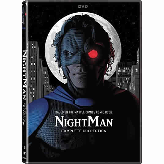 Nightman - The Complete Series (for NZ Buyers)