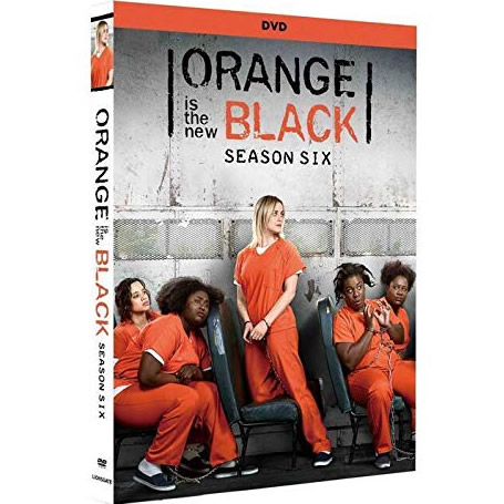 Orange is The New Black - The Complete Season 6 DVD (for NZ Buyers)