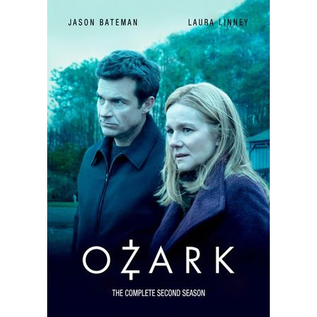 Ozark - The Complete Season 2 DVD (for NZ Buyers)