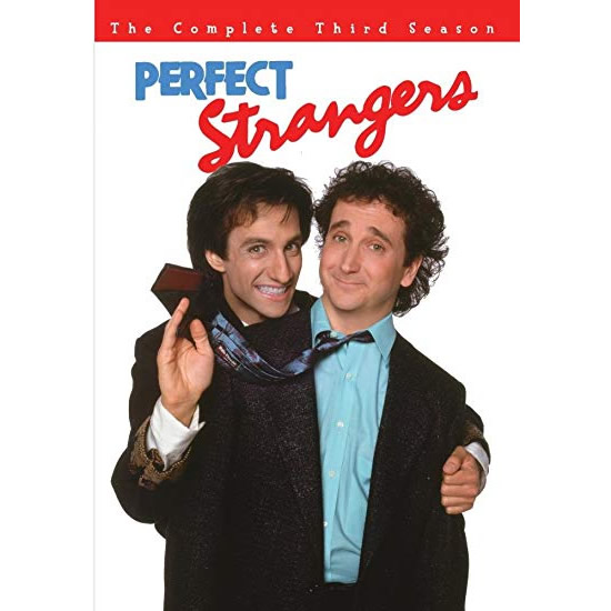 Perfect Strangers - The Complete Season 3 DVD (for NZ Buyers)